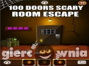 Miniaturka gry: 100 Doors Scary Room Escape