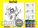 Miniaturka gry: Garfield Colouring Page