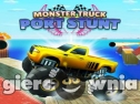 Miniaturka gry: Monster Truck Port Stunt